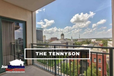 The Tennyson Listings & Condo Sales Report July 2021