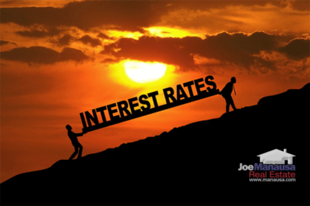 Have We Reached The Key Point With Mortgage Interest Rates?
