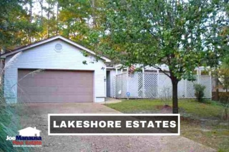 Lakeshore Estates Listings And Housing Report July 2021