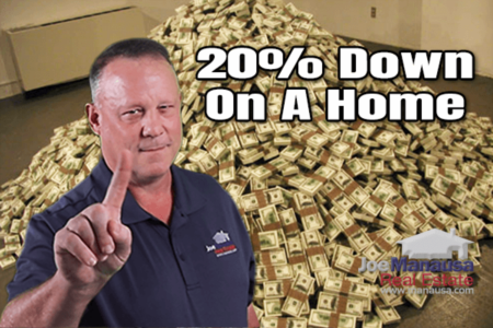 Don't Put 20 Percent Down When Buying A Home!