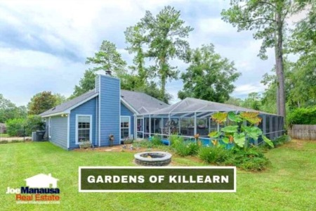 Gardens Of Killearn Listings And Home Sales Report July 2021