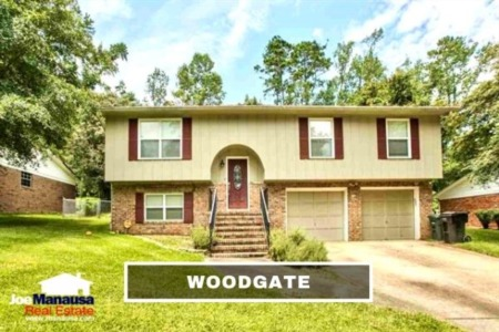 Woodgate Listings & Home Sales Report July 2021