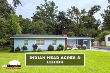 Lehigh & Indian Head Acres Listings & Home Sales July 2021