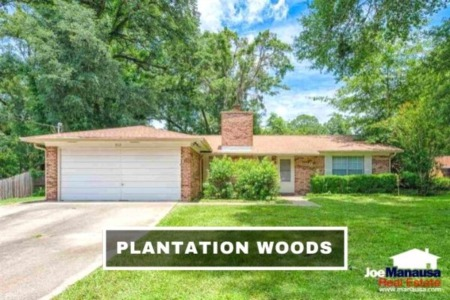Plantation Woods Listings And Sales Report August 2021