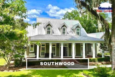 Southwood Listings & Home Sales Report August 2021