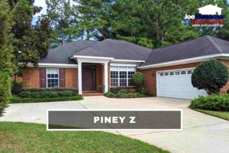 Piney Z Listings & Home Sales Report August 2021