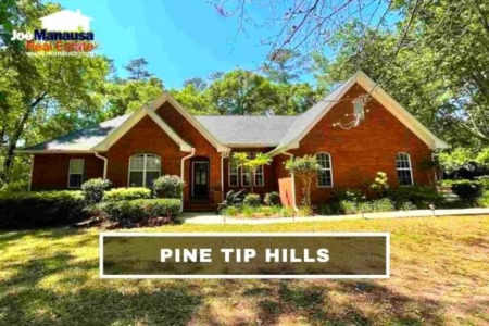 Pine Tip Hills Listings And Real Estate Report August 2021