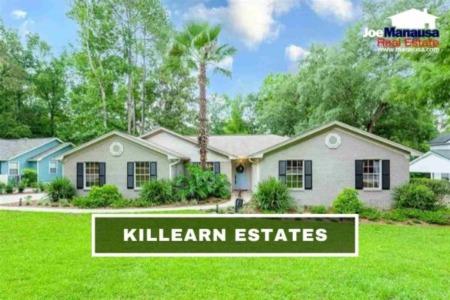 Killearn Estates Listings & Home Sales August 2021