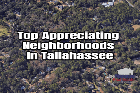 Which Are The Top Appreciating Neighborhoods In Tallahassee?
