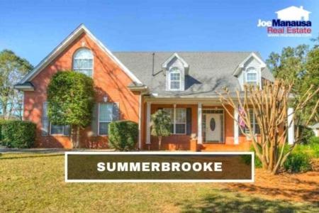 Summerbrooke Real Estate Report September 2021