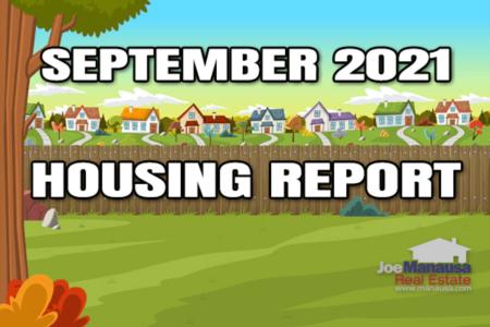 Monthly Housing Report September 2021