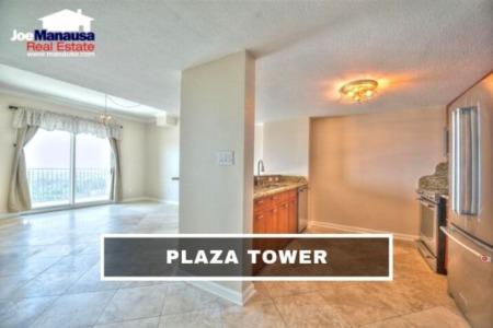 Plaza Tower Condominium Sales Report September 2021
