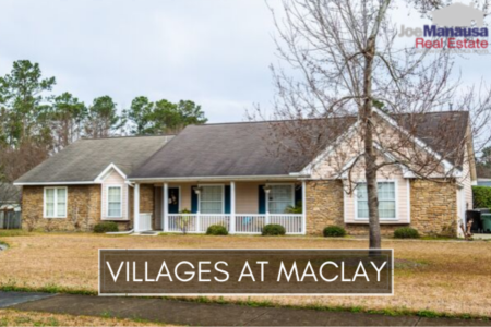 Villages At Maclay Real Estate Report September 2021