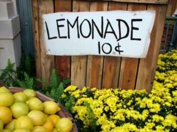Real Estate And Lemonade: A Housing Market Analogy