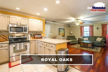 Royal Oaks Listings And Home Sales Report September 2021