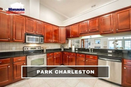 Park Charleston Listings And Home Sales Report October 2021