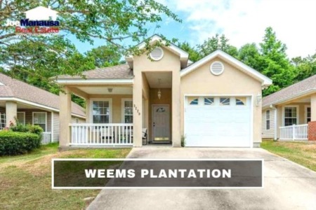 Weems Plantation Listings And Real Estate Report October 2021
