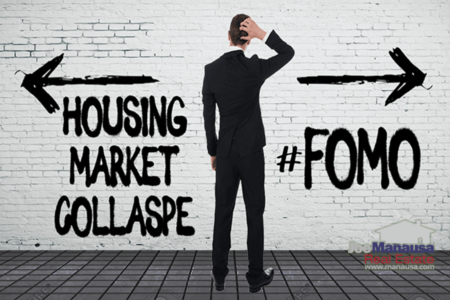 Looking For Signs Of A Housing Market Collapse?