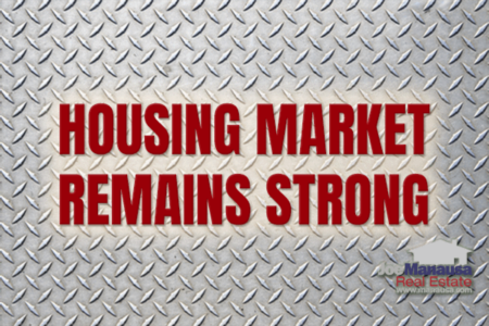 Housing Market Remains Strong Through Three Quarters