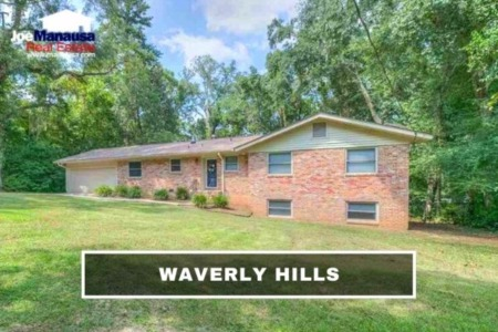 Waverly Hills Listings And Sales Report October 2021