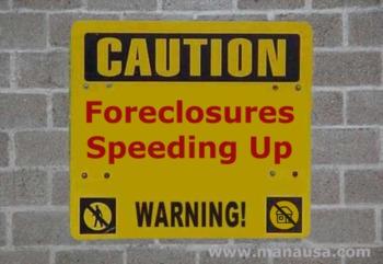 Fannie Mae To Enforce Speedier Foreclosures