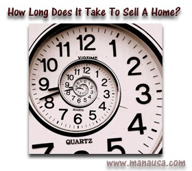 It Does Not Take 230 Days To Sell A Home
