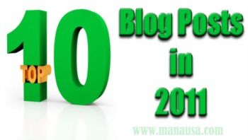 Top 10 Real Estate Blog Posts For 2011
