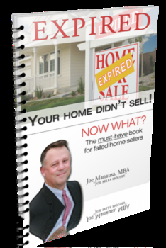 Expired - Your Home Failed To Sell