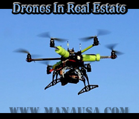 Using A Drone To Strike Tallahassee Homes With Acreage
