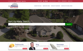 Coming Soon: The New Joe Manausa Real Estate Website