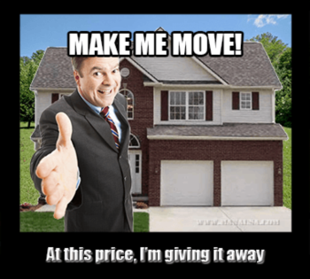 Come On Zillow, Make Me Move