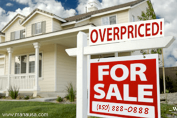 How To Buy An Overpriced Home