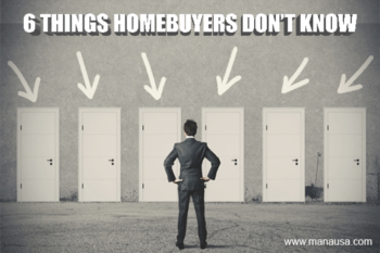 6 Things You Don't Know That Will Hurt You When You Buy A Home