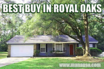 Royal Oaks Real Estate Report December 2015