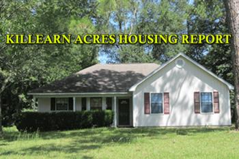 Killearn Acres Housing Report April 2016