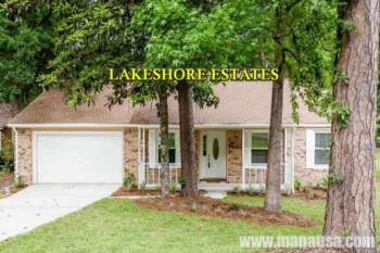 Lakeshore Estates Home Sales Report May 2016