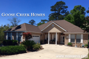 Goose Creek Real Estate Sales Report June 2016