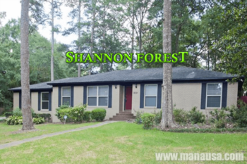Shannon Forest Home Sales Report June 2016
