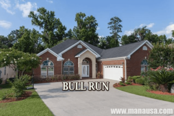 Bull Run Listings And Housing Report For July 2016
