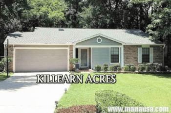 Killearn Acres Listings And Home Sales Report July 2016