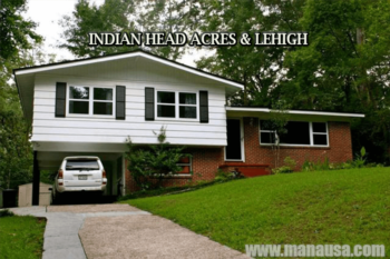 Indian Head Acres And Lehigh Listings And Home Sales Report July 2016