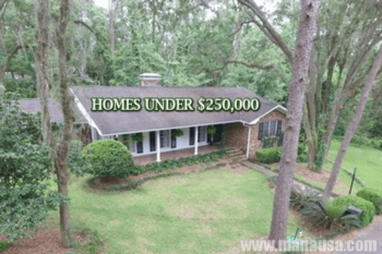 Where To Find A Great Value On A Tallahassee Home Priced UNDER $250,000