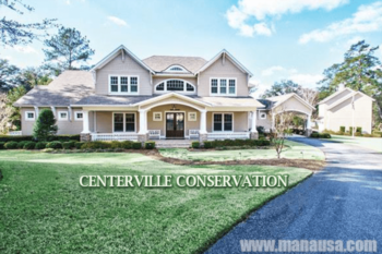 Centerville Conservation Listings And Home Sales Report July 2016