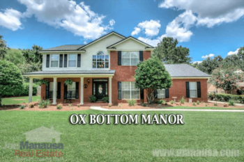 Ox Bottom Manor Listings And Real Estate Report August 2016