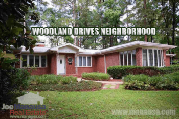 Woodland Drives Home Sales Report August 2016