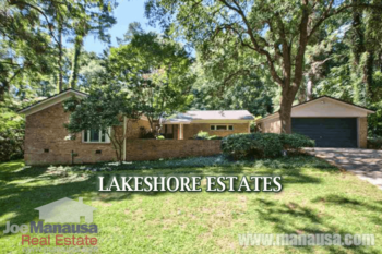 Lakeshore Estates Listings And Real Estate Report August 2016