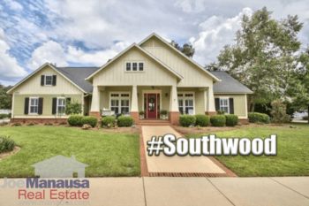 Southwood Listings And Home Sales Report September 2016