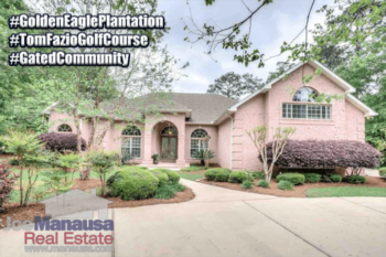 Golden Eagle Plantation Listings And Home Sales Report October 2016
