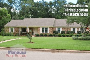 Killearn Estates Listings & Real Estate Sales Report October 2016