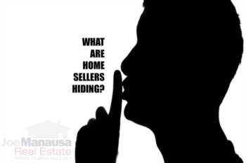 BEWARE: Lack Of Disclosure From Home Sellers Happens Daily